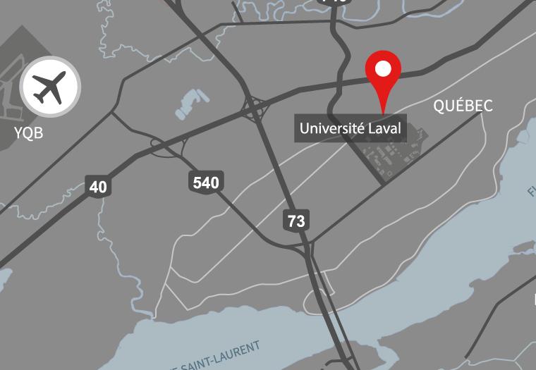 Université Laval in Quebec City